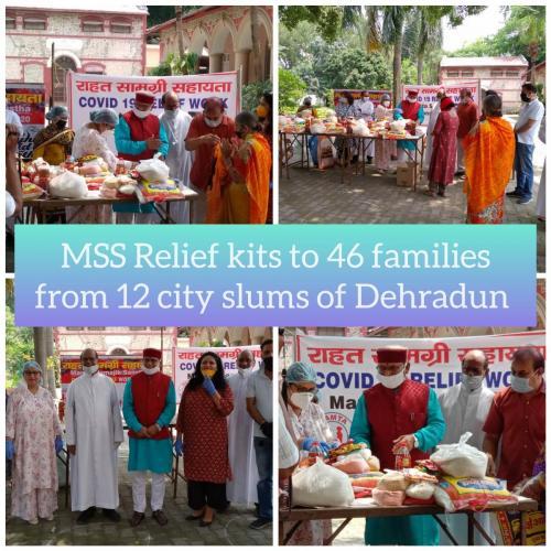 MSS COVID19 Response-Colage-1-MLA Khajan Das
